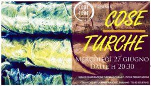 Cose Turche III